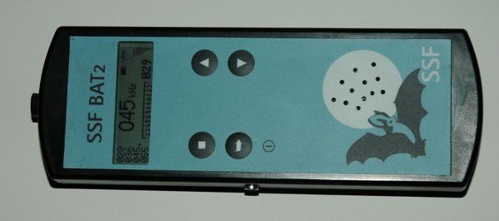 Fledermaus-Detektor